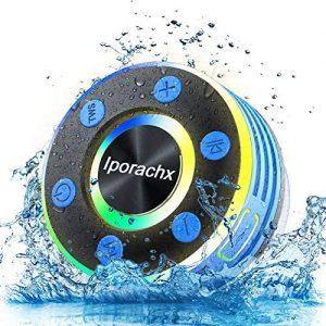 Altavoz Bluetooth Portátil Ducha iporachx