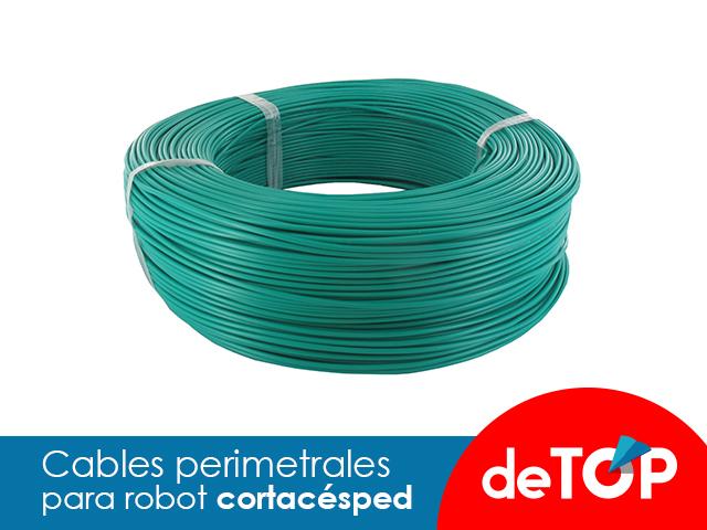Mejores Cables Perimetrales para Robot Cortacésped