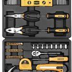 Caja de herramientas completa Deko. La opción más económica