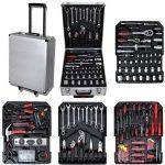 Caja de herramientas completa Todeco