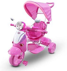 El triciclo para bebés MWS LT