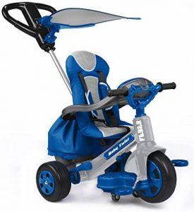 FEBER Triciclo infantil azul