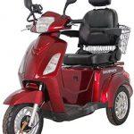 GreenPower. Ciclomotor eléctrico con 3 ruedas