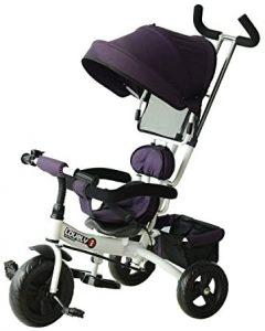 HOMCOM. Triciclo para bebés muy sofisticado