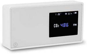 Medidor CO2 Kecheer