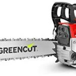 Motosierra de gasolina Greencut GS620X