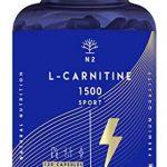 Quemador de grasas natural con L Carnitina