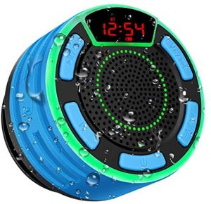 Radio ducha con Bluetooth Moonsen