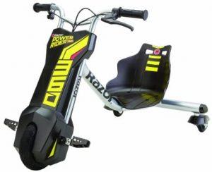 Razor. Triciclo de Drifting con motor más completo
