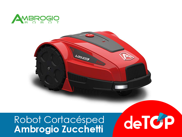 Mejores Robots Cortacésped Ambrogio-Zucchetti