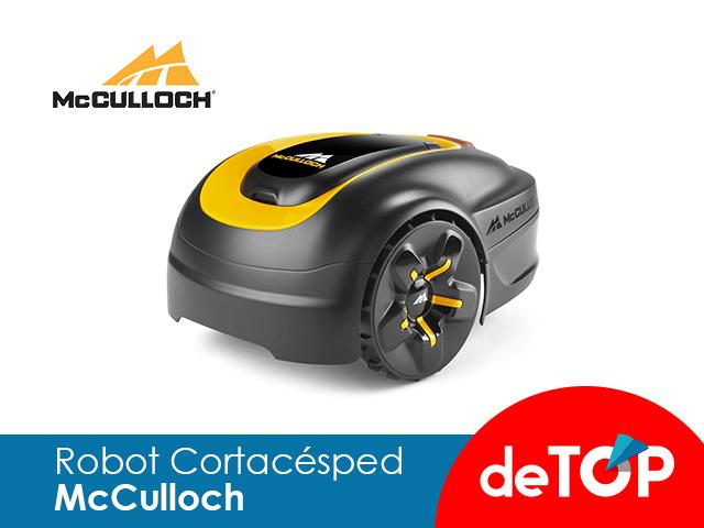 Mejores Robots Cortacésped McCulloch