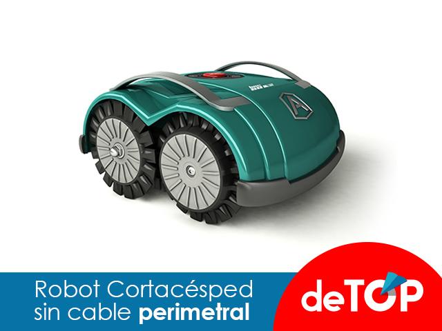 Mejores Robots Cortacésped sin cable Perimetral