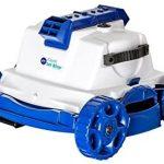 Robot Limpiafondos para piscina Gre RKJ14 Kayak Jet Blue. Sistema Plug & Play