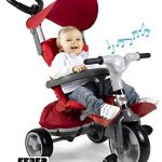 Triciclo FEBER Baby Plus Music