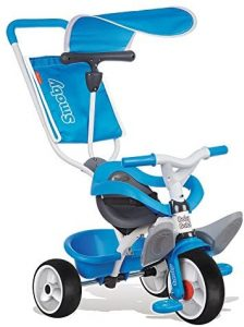 Triciclo Smoby Baby Balade 444208