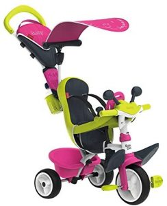 Triciclo Smoby Baby Driver Confort
