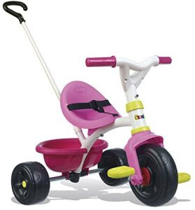 Triciclo Smoby Be Fun Rosa 740322