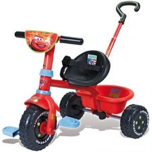 Triciclo Smoby de Cars 2