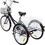Triciclo clásico Yonntech