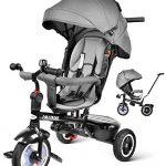 Triciclo para bebés reclinable Bersey