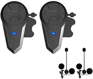 Análisis del intercomunicador BT-S3 para casco de moto