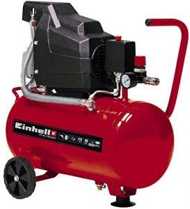 Compresor Einhell TC-AC 190/24 de 50 Litros