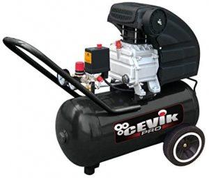 Compresor de 50 Litros Cevik CA-PRO 50
