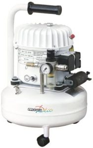 Compresor de Aire Silencioso Mecadeco 425516
