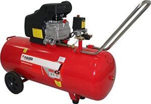 Compresor de aire GRAND MASTER DE 100 LITROS