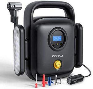 Compresor de aire portatil para bicis COOAU
