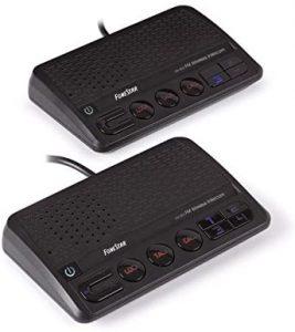 Intercomunicador inalámbrico Fonestar KW-855