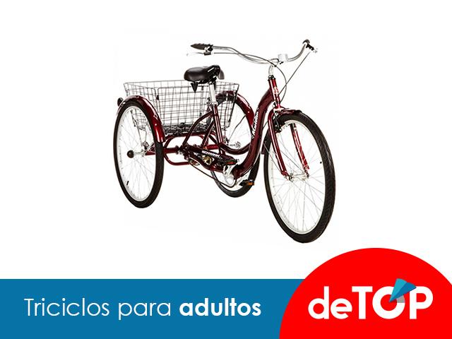 Mejores triciclos para Adultos