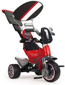 Triciclo Infantil Body Sport Evolutivo Injusa