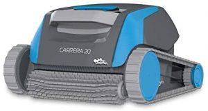 Limpiafondos Dolphin Carrera 20. Robot automático para piscinas