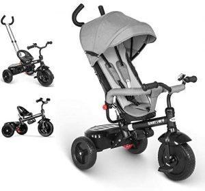 Triciclo bebé con capota Besrey