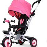 Triciclo plegable de bebé Fascol 5 meses — 6 años
