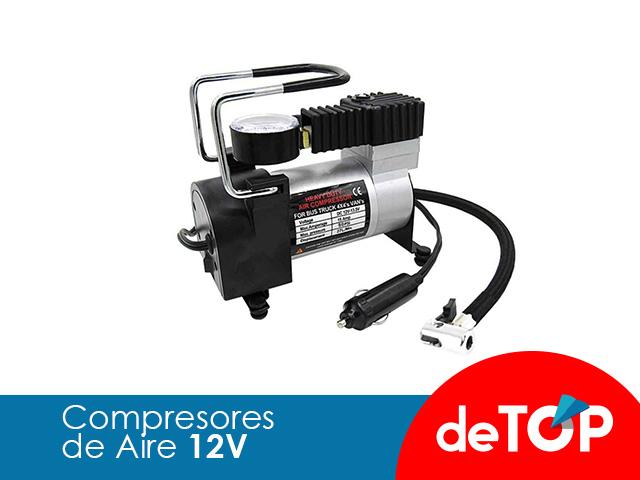 Mejores Compresores de aire 12V