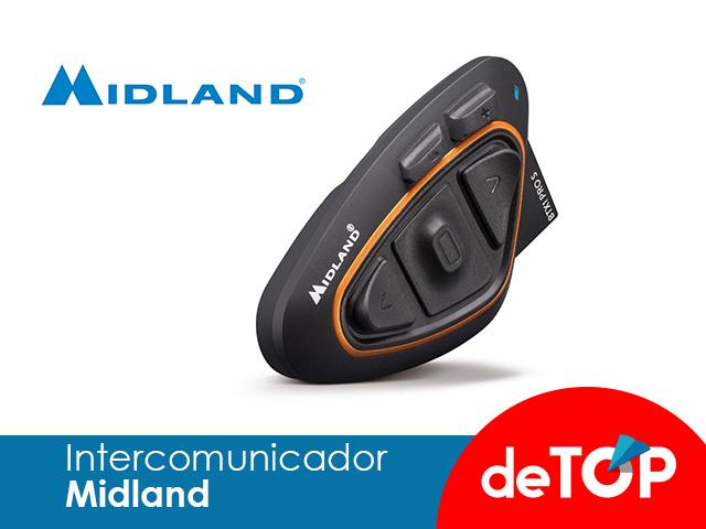 Intercomunicador Midland