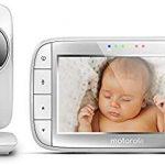 Intercomunicador de bebé Motorola MBP 48