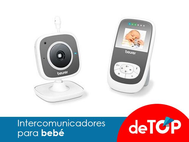 Mejores Intercomunicadores para bebé