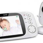 Interfono para bebé inalámbrico GHB